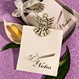 30 Angel Design Memo Pad Favors by Fashioncraft
