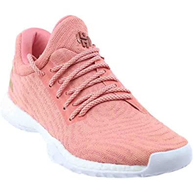 68532831962ae4 adidas Harden LS Primeknit Shoe Men s Basketball 9.5 Dust Pink ...
