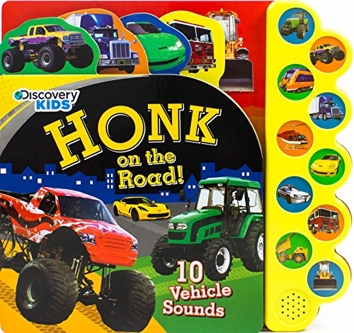 Discovery Kids Honk on the Road! (Discovery Kids 10 Button) by Parragon (Image #1)