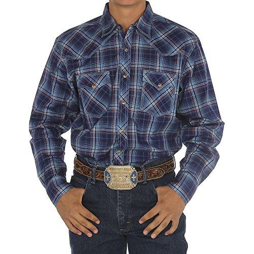 Wrangler T-Shirt (Blue) - 9
