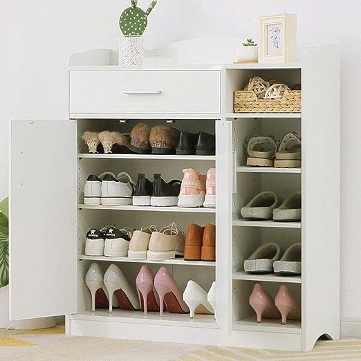 Leqi Shoe Cabinet Shoe Rack Multi-función Gran capacidad Porch ...