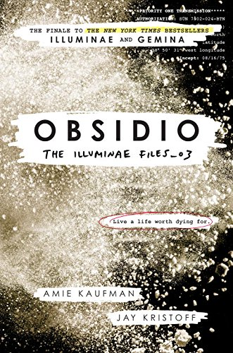 Obsidio (The Illuminae Files) cover