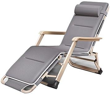 SHUSHI Tumbonas, sillas Plegables, Camas de Oficina, sillas ...