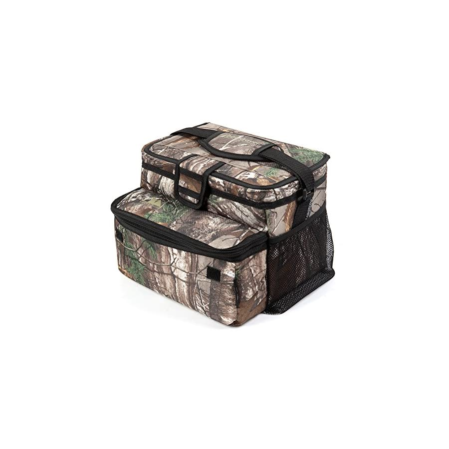 Arctic Zone Realtree 16 Can Zipperless Cooler with HardBody Liner