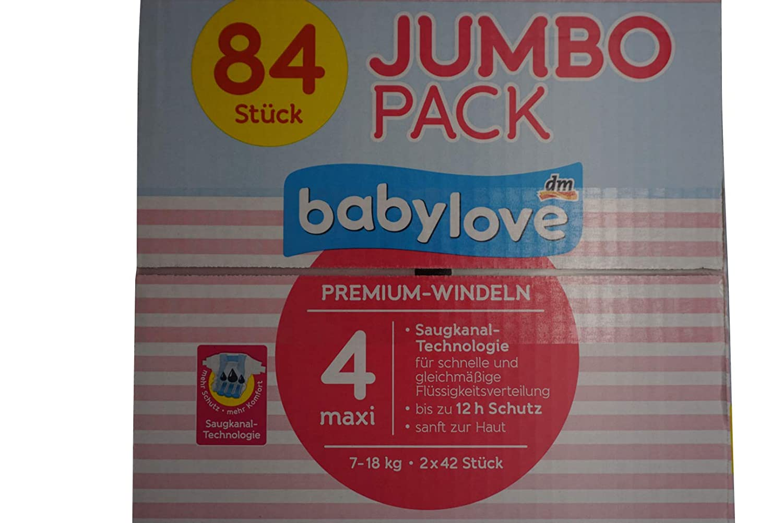 babylove windeln 1