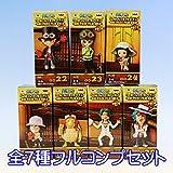 ワンピース ワールドコレクタブルフィギュア -ONE PIECE FILM GOLD-vol.4 全7種セット