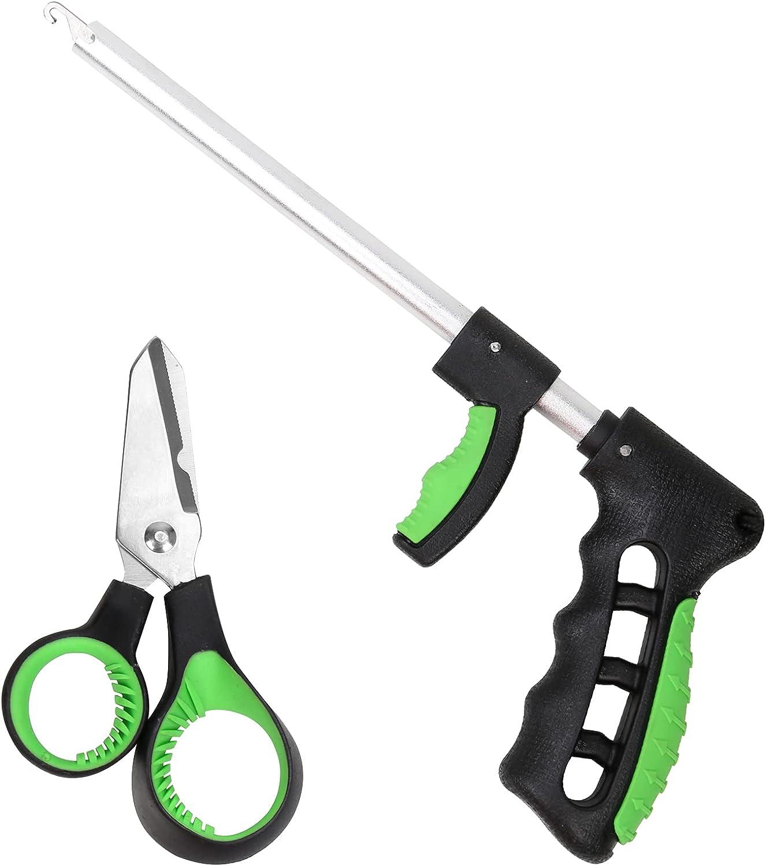 Muti-Function Fishing Pliers  Saltwater Braid Line Cutter Scissors Hook Remover