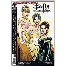 BUFFY the VAMPIRE SLAYER #7, VF, Joss Whedon, 1st, 2007, more BtVS in store