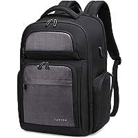 "Tudequ 17.3"" TSA Travel Laptop Backpack with Dry Wet Separation, Messenger Bag Extra Large Computer Bag College School…"