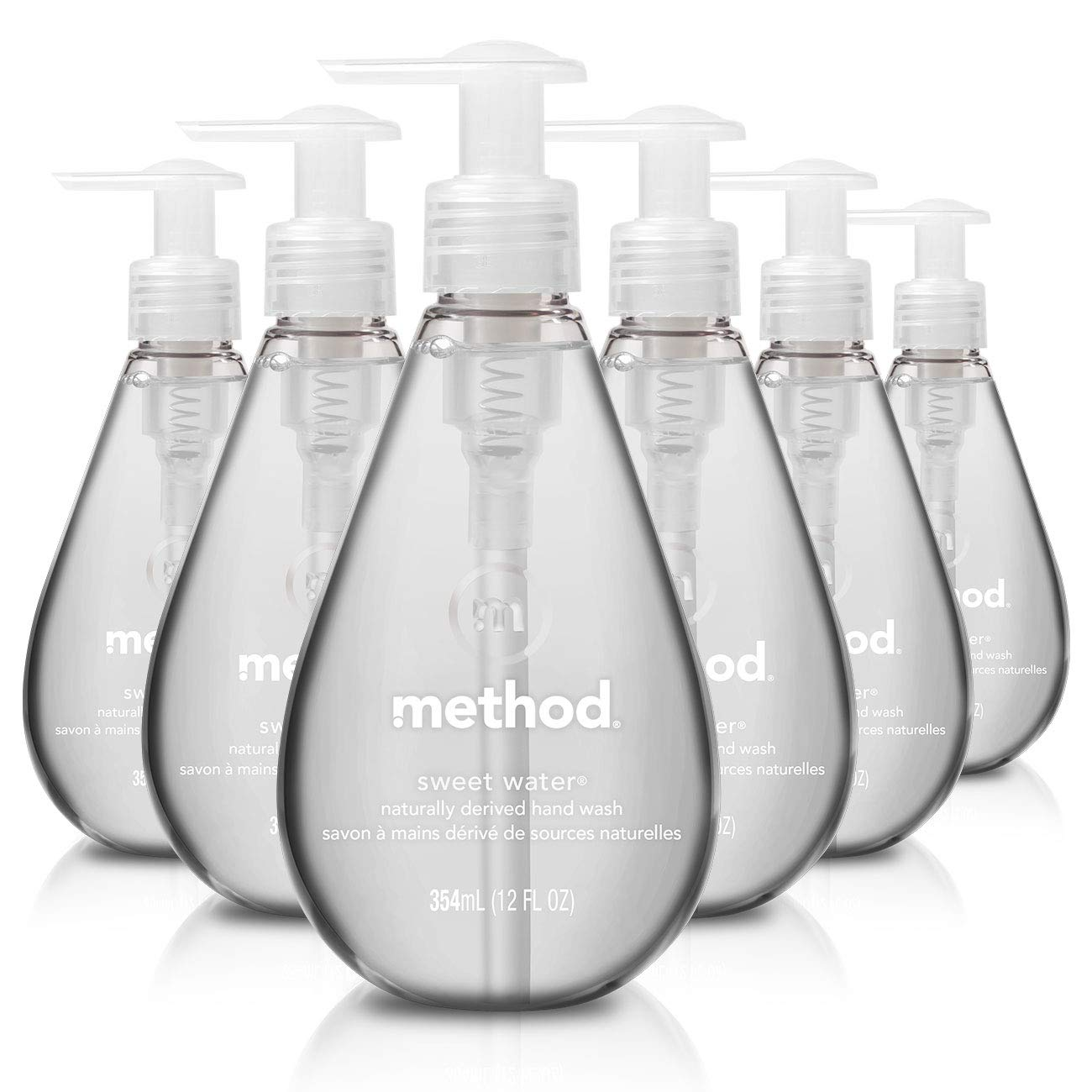 Method Hand Soap 6-Pack Sweet.