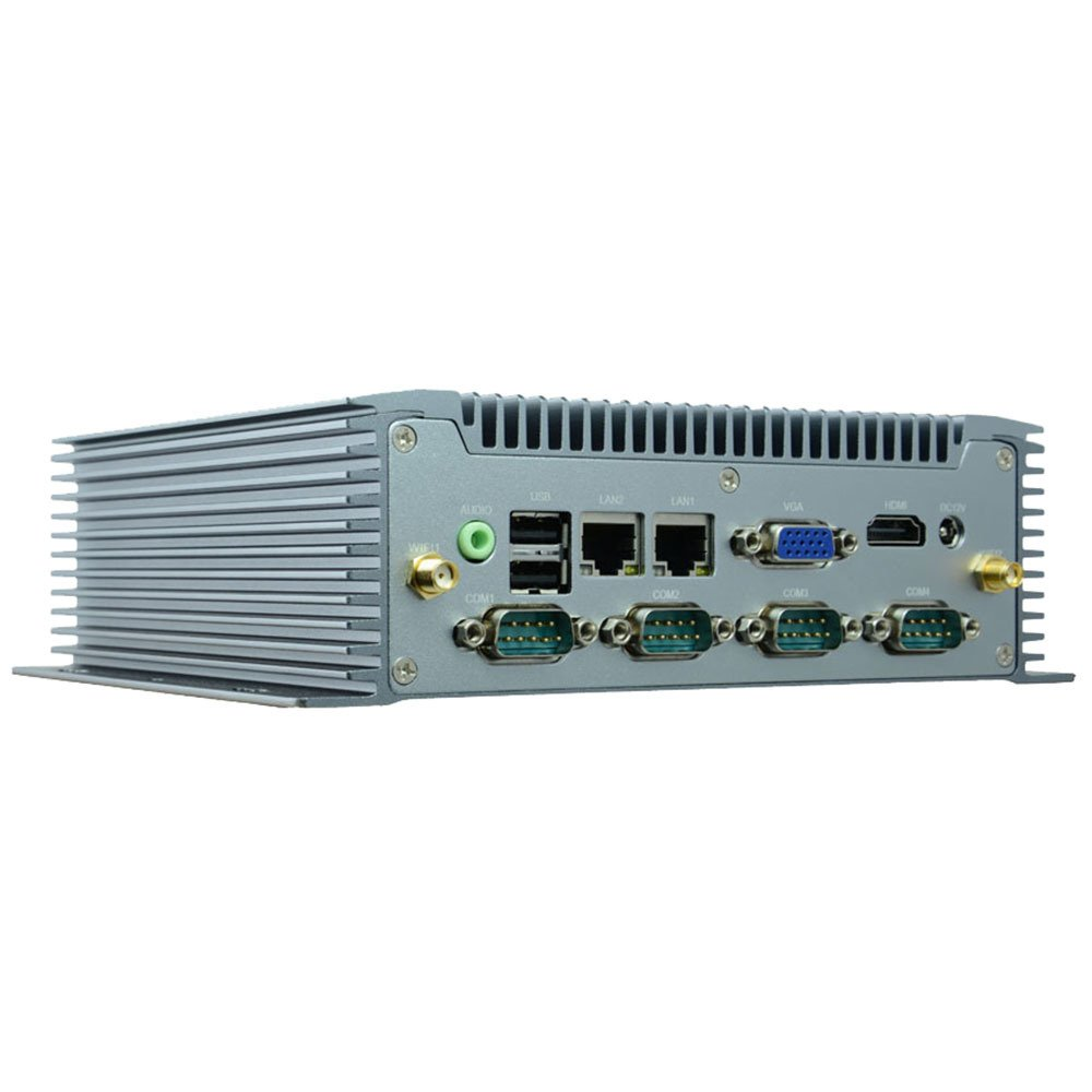 【待望★】 Embedded Support on Fanless Industrial System Mini PC Intel Atom N2800 6 COM COM2 Support RS485 2 Gigabit Ethernet with PXE Walk on LAN Barebone System Partaker Q10 B07C1SVZ3R 2G RAM 32G SSD|Q8+N2600 Q8+N2600 2G RAM 32G SSD, シースカイ:7b9b52b6 --- arbimovel.dominiotemporario.com