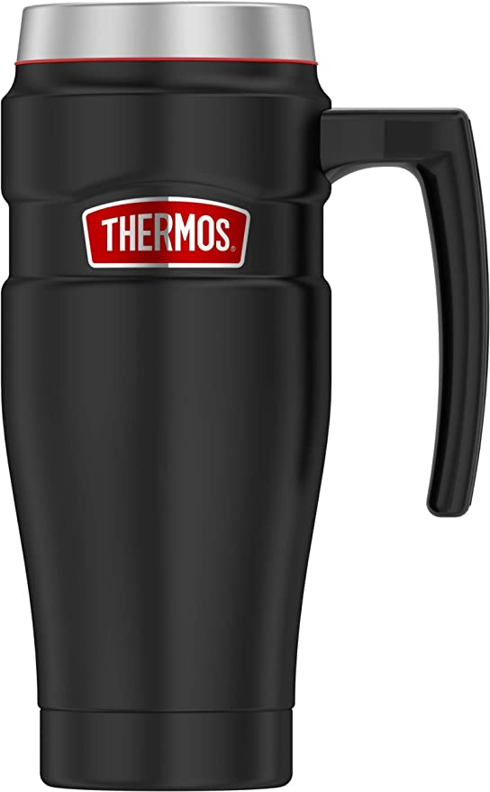 Thermos Stainless Steel Travel Tumbler 16 Ounce