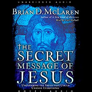Secret Message of Jesus Audiobook