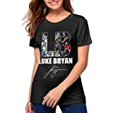 LindaDFeeney Luke Bryan Tour 2019 Womans Pretty Tee Shirt