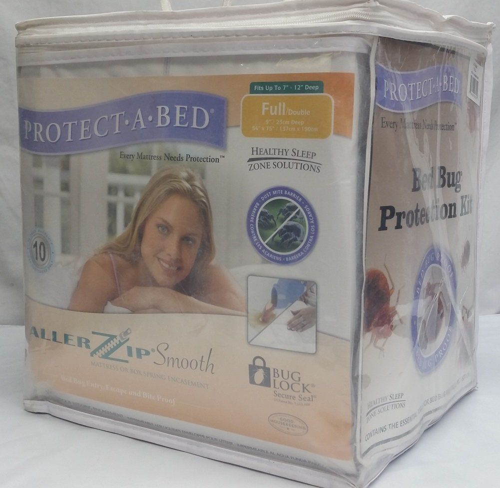 Ultimate/Bed Bug Protection Kit Size: Full by Protect-A-Bed