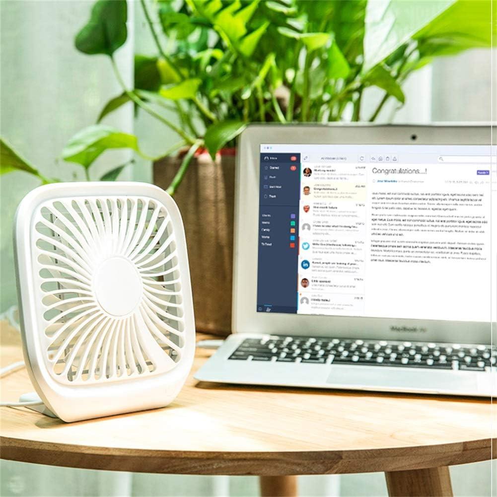 USB Small Fan Student Dormitory Bed Mute Mini Fan Portable Office Desktop Desktop Handheld Folding Baby Model Rechargeable Treasure Interface Refrigeration Wind