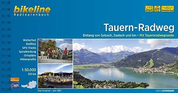 Bikeline Tauern-Radweg Radtourenbuch