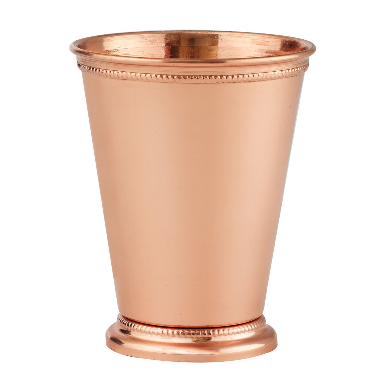 Copper Plated Mint Julep Cup. 4.5'' H. 12 oz. Capacity by TableTop King