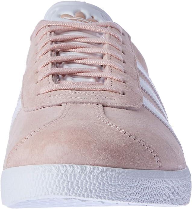 Adidas Gazelle Baskets Basses, Mixte Adulte, gris
