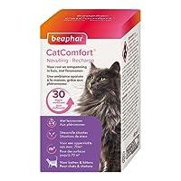 Beaphar - Catcomfort, Recharge anti stress aux Phéromones - Chat - 1 recharge de 30 jours