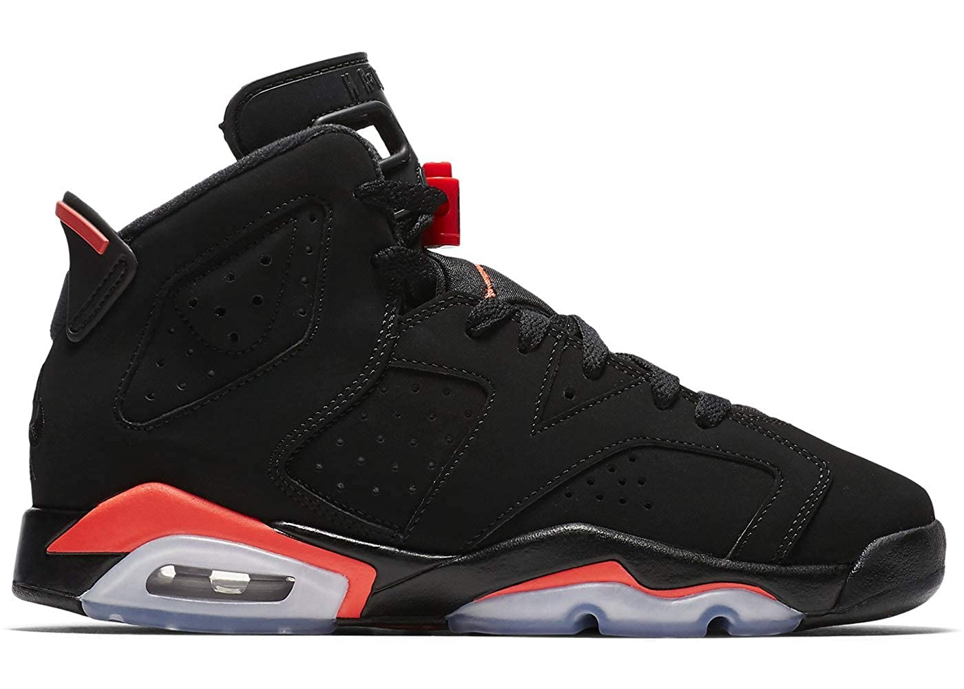 premium selection 88927 6aea4 Amazon.com   Nike Kids GS Air Jordan 6 Retro Basketball Shoe   Basketball