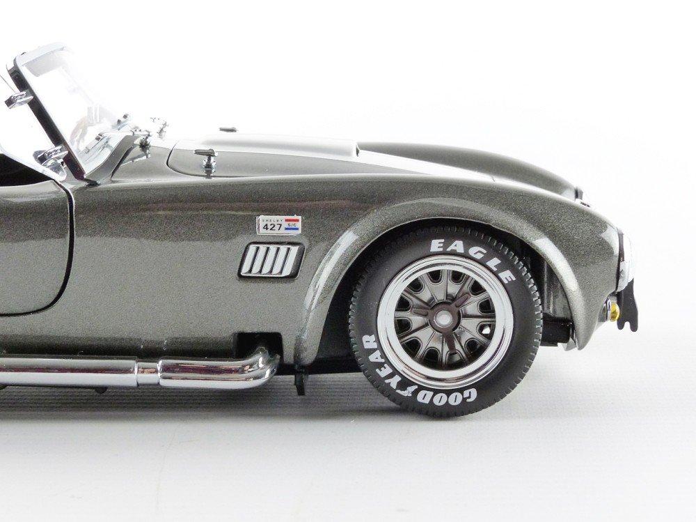 Kyosho – 8045bly – Shelby Cobra 427 427 427 S/C – 1964 – Echelle 1/18 - f1301a