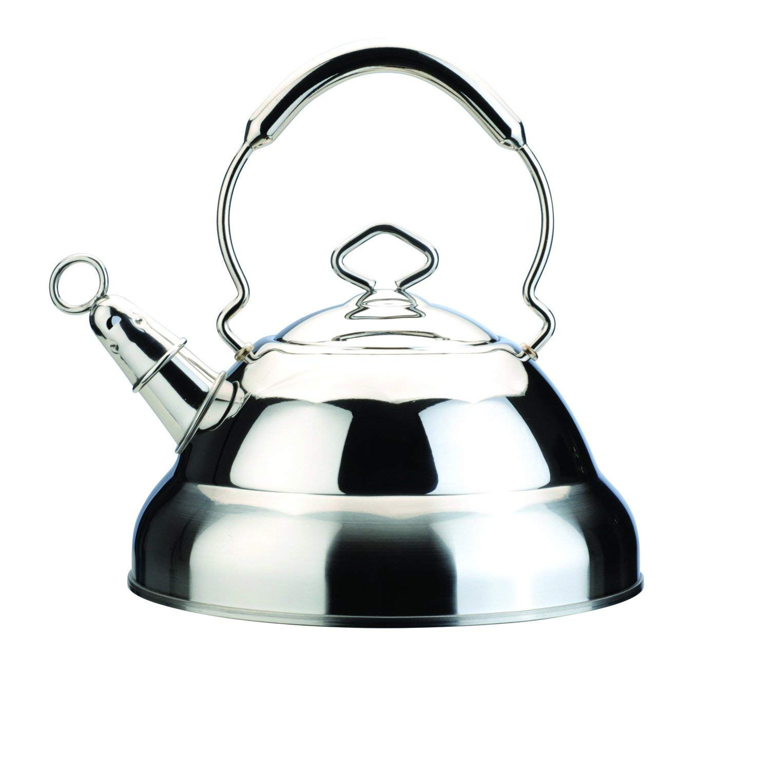 Berghoff 1104126 Whistling Tea Kettle, 11-Cups by Berghoff (Image #1)