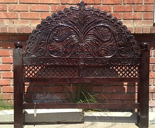 Rajasthani Arch Headboard by Worldcraft Industries, Standard King