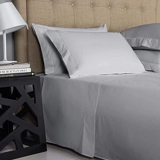 Bedding Items Extra Deep Pocket Navy Blue Solid All Size 1000 TC Egyptian Cotton