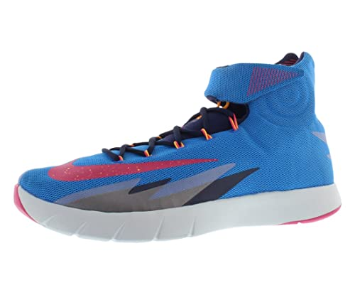 premium selection abd99 4b95c Nike Men s Zoom HyperRev Basketball Shoe, Phot Blue Midnight Navy Barely  Blue