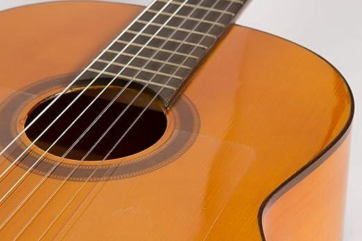 Guitarra Flamenca de ciprés miel, hecha a de Barcelona a España ...