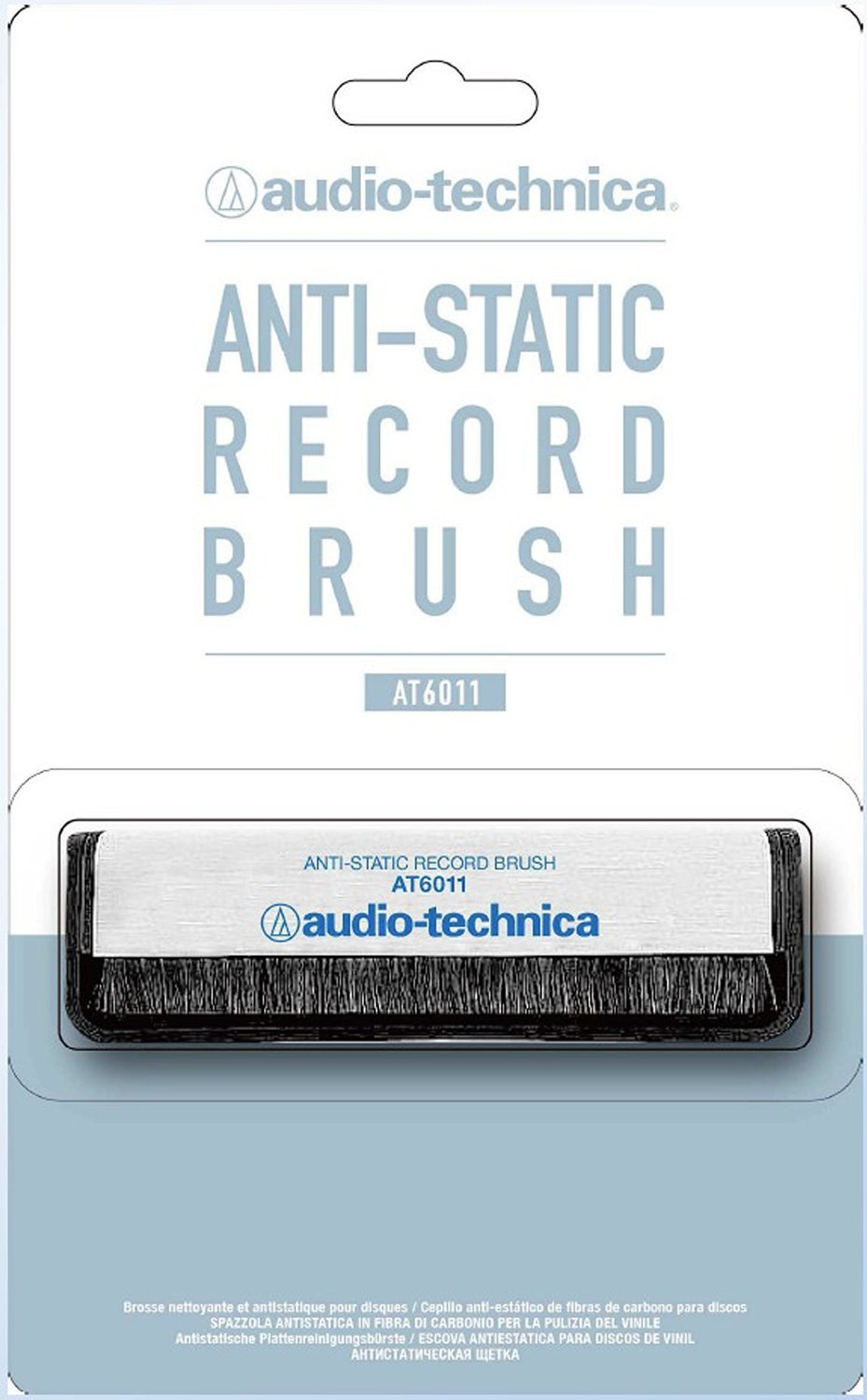 Audio-Technica AT6011 Anti-Static Record Brush by Audio-Technica