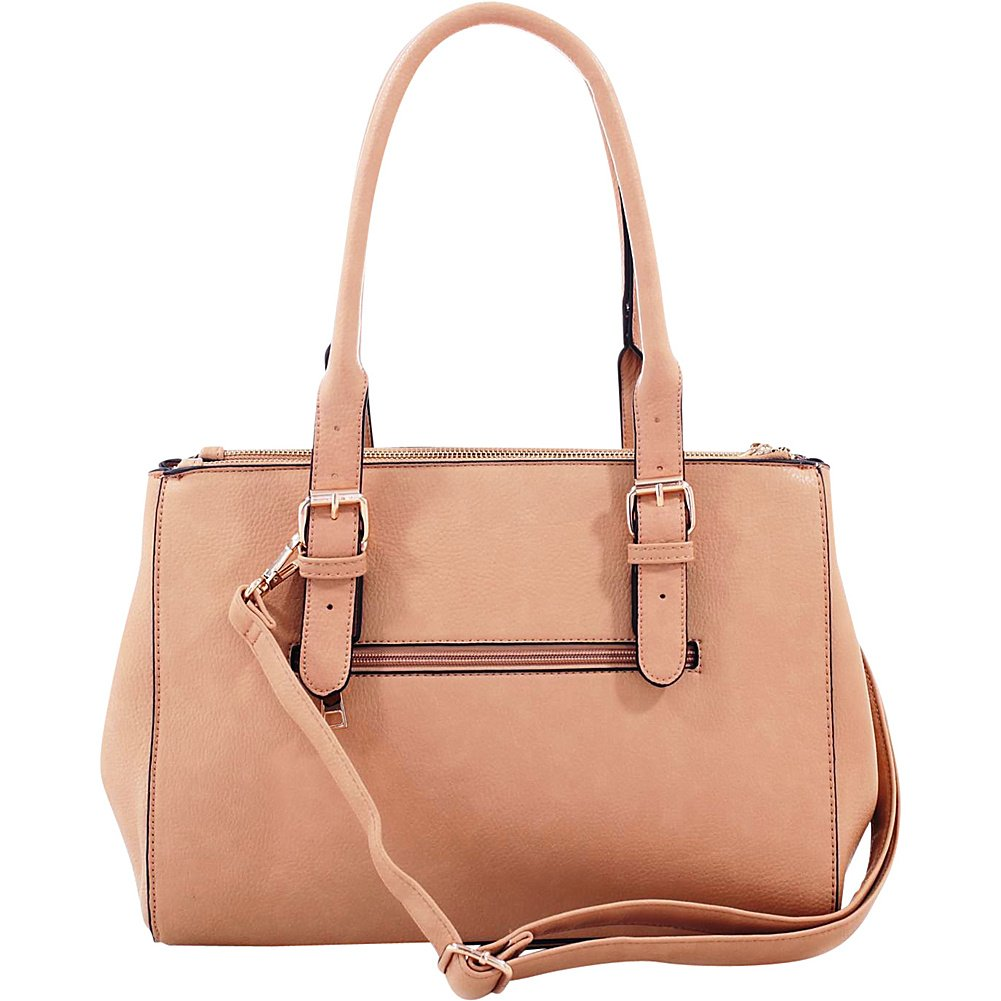 MKF Collection Womens Florence Satchel Black