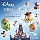 Children's Favorites, Vol. 1: Disney Bedtime Favorites and Disney Storybook Collection Audiobook by  Disney Press Narrated by Tavia Gilbert, Richard Smalls