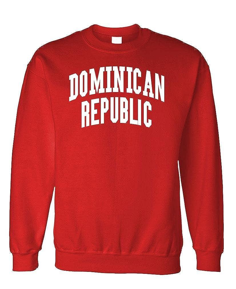Fleece Sweatshirt Country Pride Home The Goozler Dominican Republic