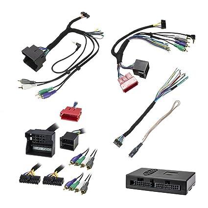 Amazon.com: Axxess AX-AU12-SWC Interface W/ SWC For Select 2004-Up ...