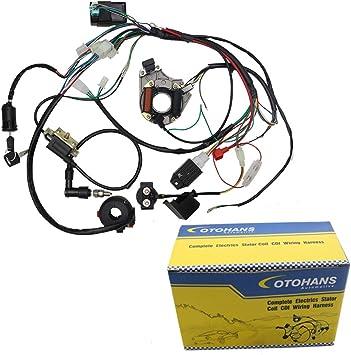 Amazon Com Otohans Automotive Complete Electric Stator Engine
