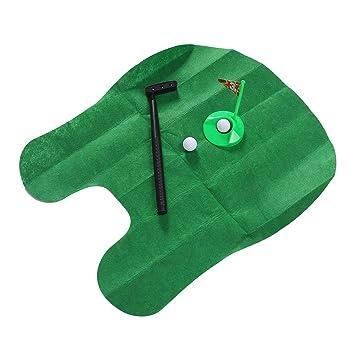 Vivianu - Juego de mini palos de golf para baño: Amazon.es ...