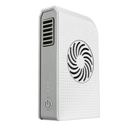 Portable Mini Pocket 6000mAh Power Bank Electric USB Fan Cooler Rechargeable NEW