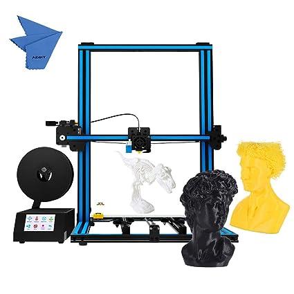 Kit de impresora 3D de escritorio Tronxy con termostato Pantalla ...