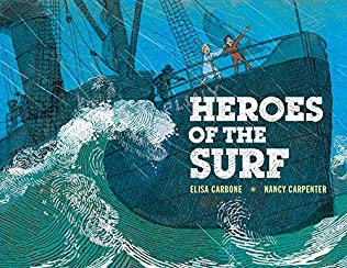 book cover of Heroes of the Surf