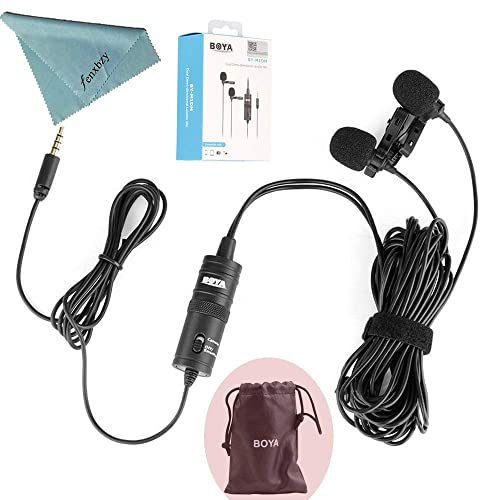best budget lavalier mic for interviews