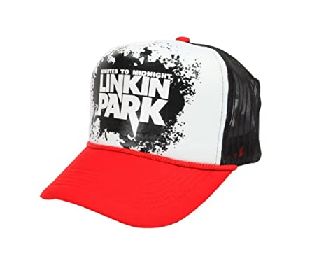 6c40095aeaf Michelangelo Superman Half Net CAP and Red Linkin Park Half Net UNISEX CAP  COMBO  Amazon.in  Clothing   Accessories