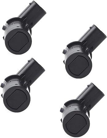 RLP Reverse Bumper Backup Parking Assist Sensor 4F23-15K859-AA Compatible for Ford F150 F250 F350 Explorer 4PCS