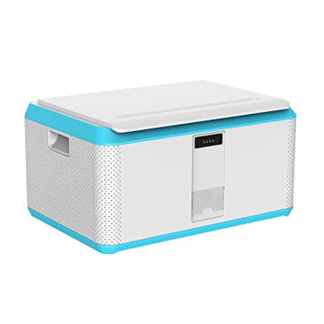 Storage Container With Combination Lock , Coded Lock Storage Bin Advanced  Combination Lockable Storage Box For