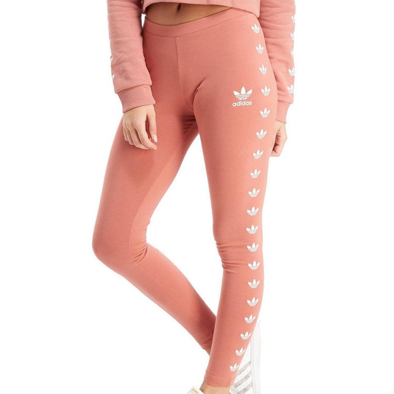 adidas WOMENS REPEAT LEGGINGS レギンス CY9919 [並行輸入品] B07CG57223   UK(8)/JP WOMENS(L)