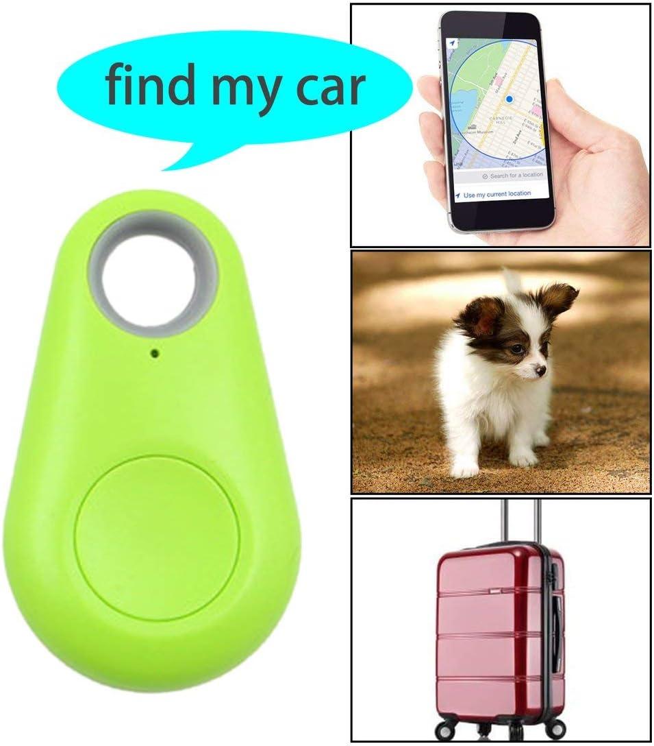 4.0 Smart Finder Bidirectionnel Anti Perdu Alarme GPS Alarme Intelligent Animal Enfant Suivi Localisateur Portefeuille Key Tracker ToGames-FR