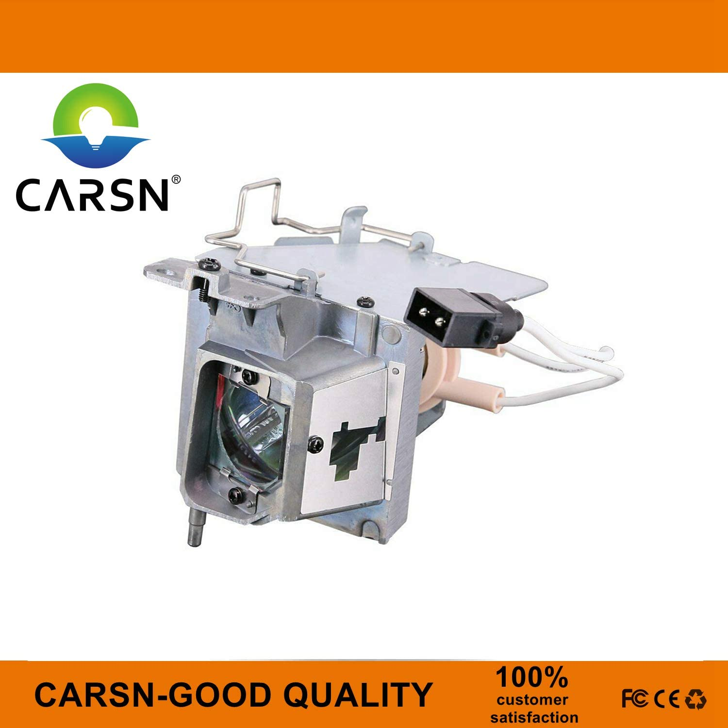 Lamp with Housing by CARSN BL-FU195C BL-FU195A Replacement Projector Lamp for OPTOMA HD142X HD27