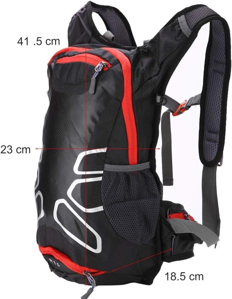 Schwarze Multifunktions Outdoor Radfahren Rucksack Durable Fahrrad Reisen Beide Schultern Tasche Starbun Im Freien Fahrrad Rucksack