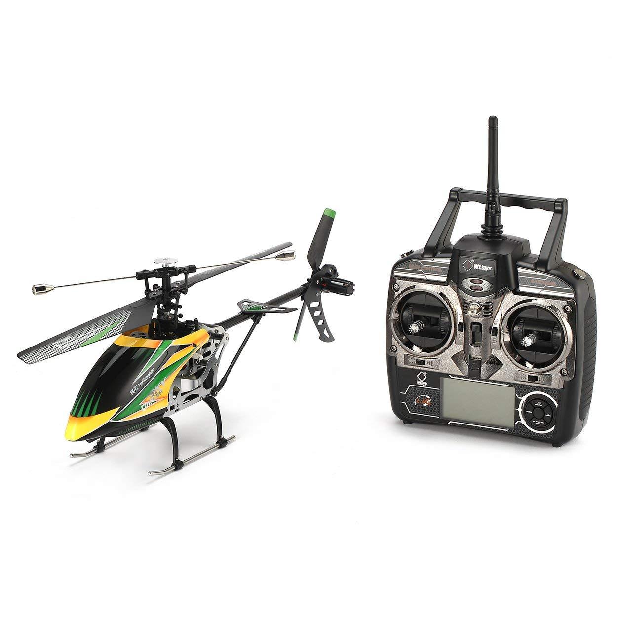 Lorenlli V912 Brushless 2.4G 4CH Single Blade Hohe Effizienz Geeignet Motor RC Hubschrauber Geeignet Effizienz für sowohl Indoor-und Outdoor-Fliegen d94bcf